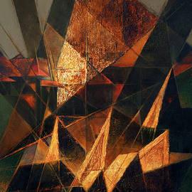Bricoleur of Space Series - Y by Ramesh Nair