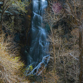Bridal Vail Falls by Bob Martin
