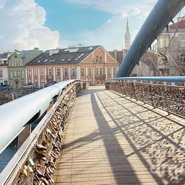 Bridge in Krakow