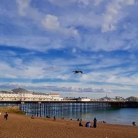 Brighton Palace Pier by Joe Vella