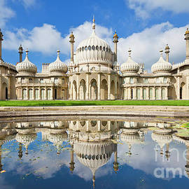 Brighton Pavilion,  East Sussex, England by Neale And Judith Clark