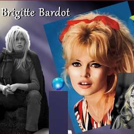 Brigitte by Hartmut Jager
