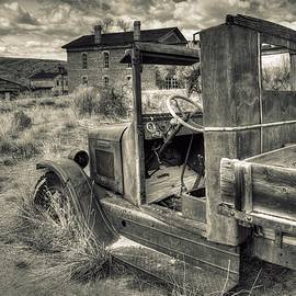 Broke Down In Bannack by Michael Morse