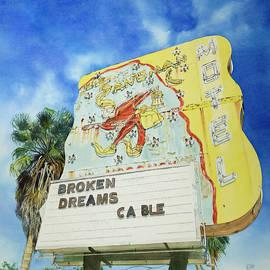 Broken Dreams by Lisa Tennant