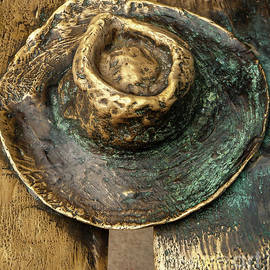 Bronze Hat by Ruth H Curtis