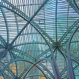 Brookfield Glass and Arches Above by Brian Shaw