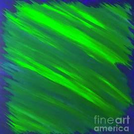 Brushstrokes of Joy by Ann Brown