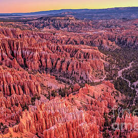 Bryce Canyon by Charles Dobbs