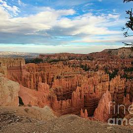 Bryce Canyon Utah landscape  by Chuck Kuhn