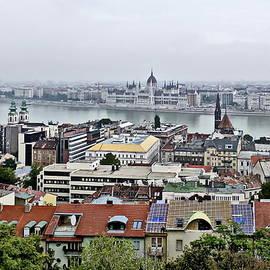 Budapest, Hungary by Lyuba Filatova