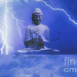 Buddha by Elaine Manley
