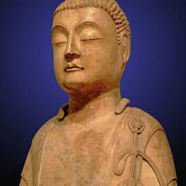Buddha  by Jim Trotter