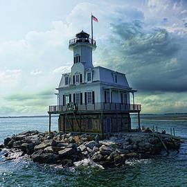 Bug Lighthouse by Barbara Elizabeth