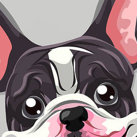 Bulldog by Victor Irizarry