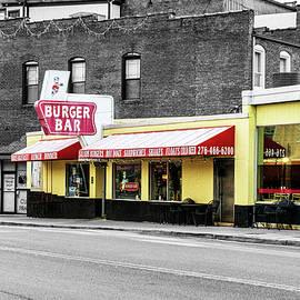 Burger Bar Bristol by Sharon Popek