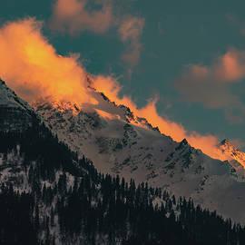 Burning Top by Shubham Sahay