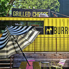 Burro Grilled Cheese - Austin, T X by Allen Beatty