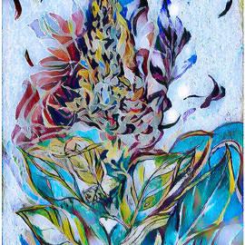 Bursting  by Mindy Newman