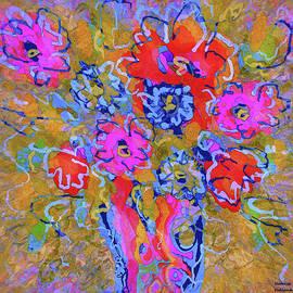 Bursting Spring Bouquet by Natalie Holland
