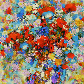Bursting With Joy Bouquet by Natalie Holland