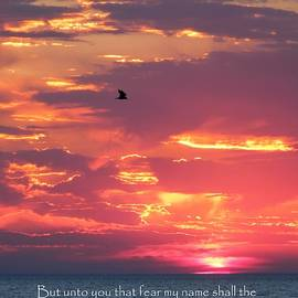 But Unto You That Fear
