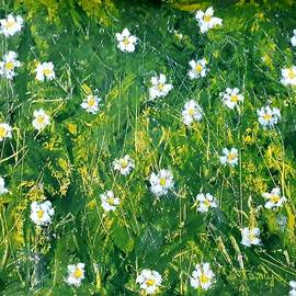 Buttercup Meadows by Tanuja Rangarao