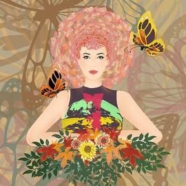 Butterflies by Ammi Fong