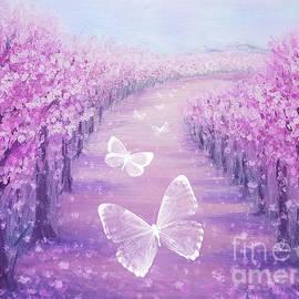 Butterflies' field trip by Yoonhee Ko
