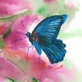 Butterfly 1 by Hiroko Stumpf