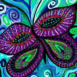 Butterfly 5 by A Hillman