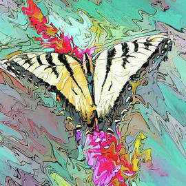 Butterfly Daydream by Tina LeCour