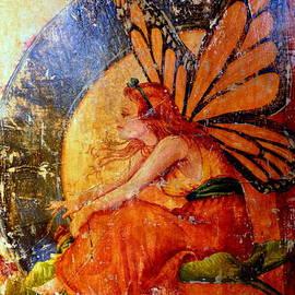 Butterfly Girl by Tru Waters