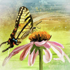 Butterfly Love by Lois Bryan