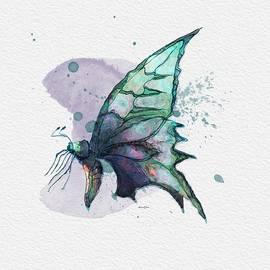 Butterfly by Mikael Jenei