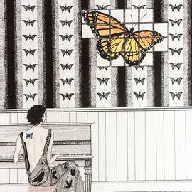 Butterfly Sonata  by Graham Wallwork