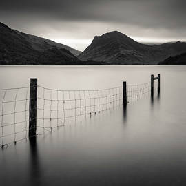Buttermere Fence by Dave Bowman