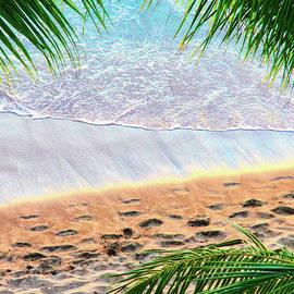 Cabana Beach by Michele Hancock