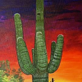 Cactus Dawn