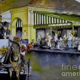 Cafe du Monde New Orleans Louisiana by Misha Ambrosia