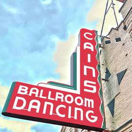 Cains Ballroom Tulsa Oklahoma by Terry Walsh