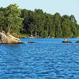 Cairn Island 3, Norway, Maine by Steven Ralser