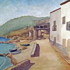 Calella Costa Brava by Irina Harrell