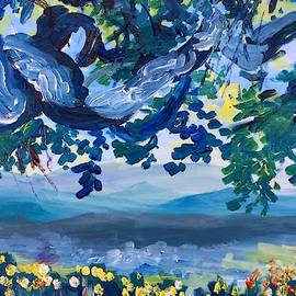 California Live Oak by Danielle Rosaria
