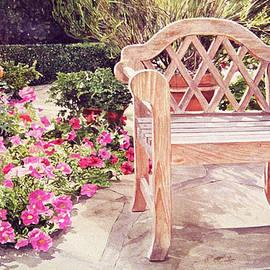 California Sunchair by David Lloyd Glover