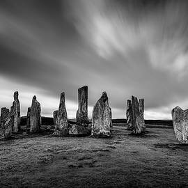 Callanish Stones 1 by Dave Bowman
