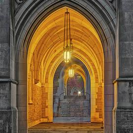 Cambell Hall Princeton  University by Susan Candelario