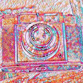Camera Abstract by Robert Tubesing