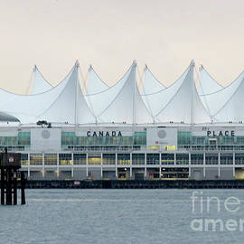 Canada Place by Mary Mikawoz