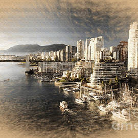 Canada-Vancouver-city by Gull G