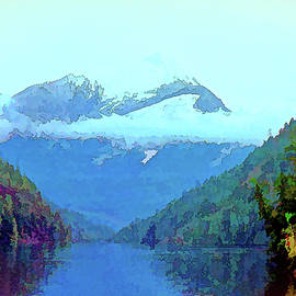 Canadian Inlet by Jerry Griffin